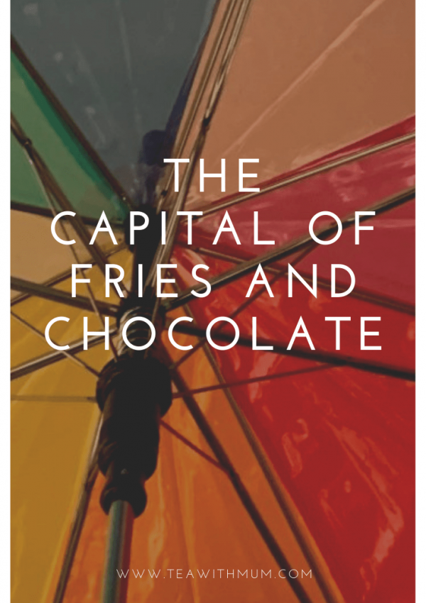 Brussels: the Capital of Fries and Chocolate