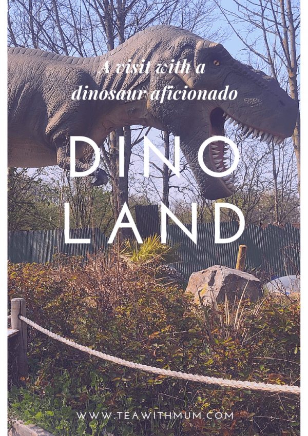 Dinoland Review: a visit with a dinosaur aficionado