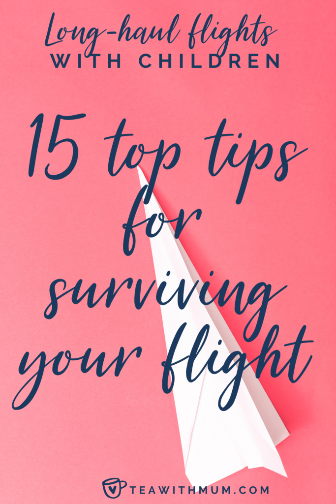 15 top tips for surviving your long-haul flight with a toddler