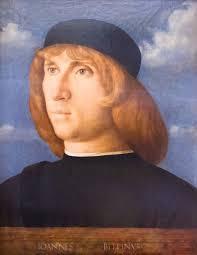 Guiseppe Bellini - Self Portrait
