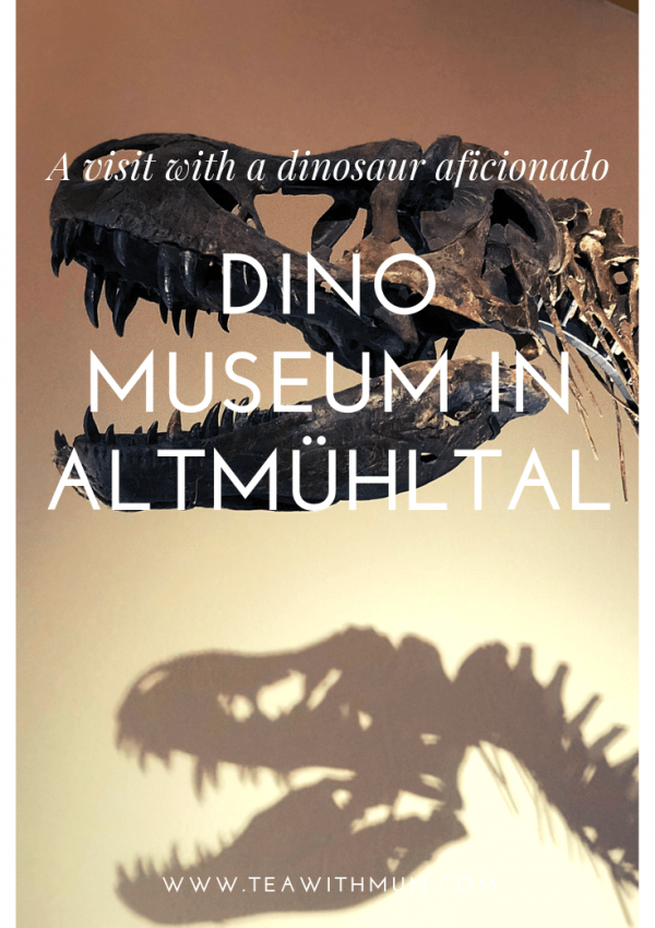 Dino Museum in Altmühltal Title