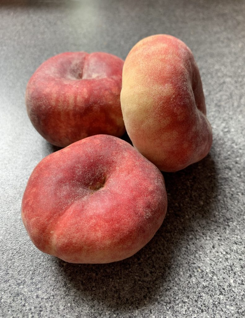 Vineyard peaches, how to make a Bellini