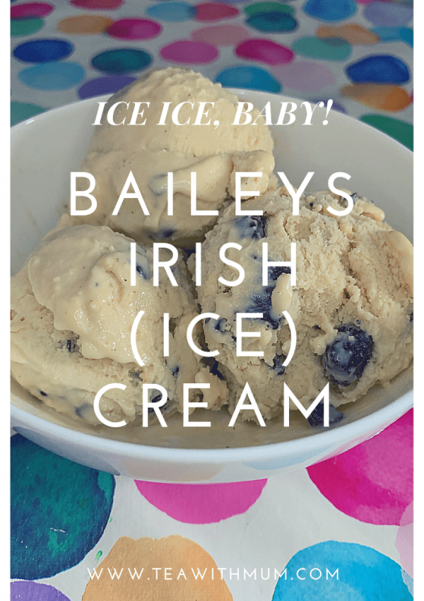 Baileys Irish ice cream: a decadent adults-only Summer treat