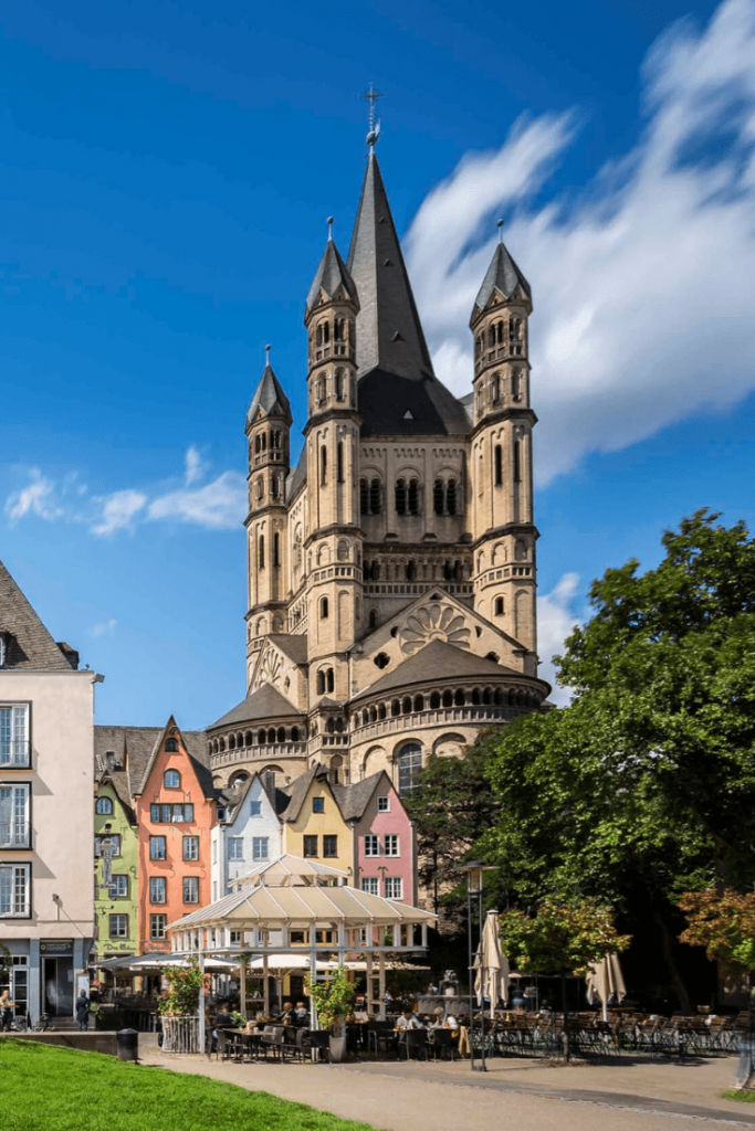 Cologne in a day: visit the Altstadt