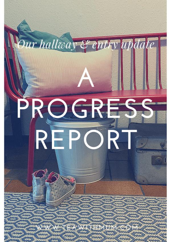 Hallway update: progress report
