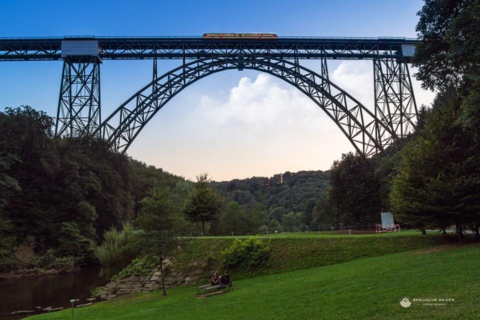 Muengstener Bridge Solingen