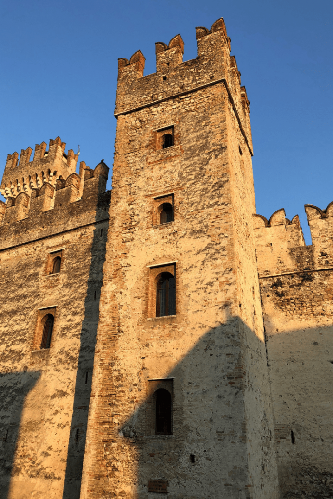 Sirmione Castle - on our Italy maybe-do list