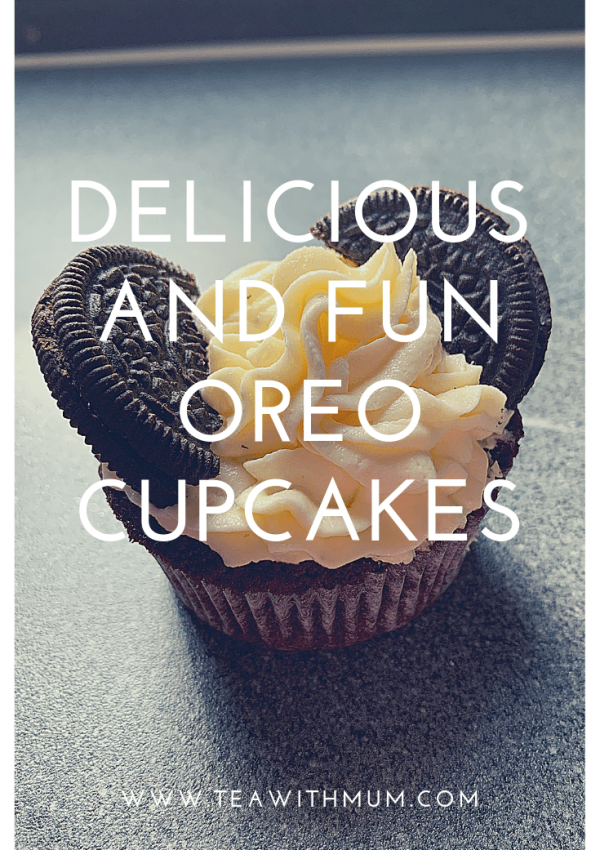 How to make delicious and fun Oreo cupcakes