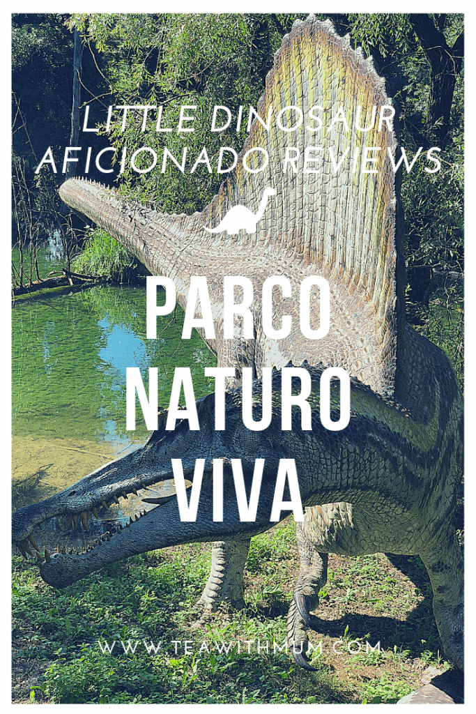 Parco Naturo Viva - with dinosaurs - on our Italy to-do list