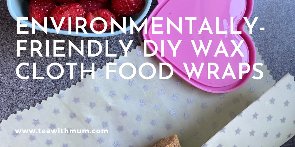 Banner; environmentally friendly DIY wax cloth food wraps; wax cloth wrap with silver stars