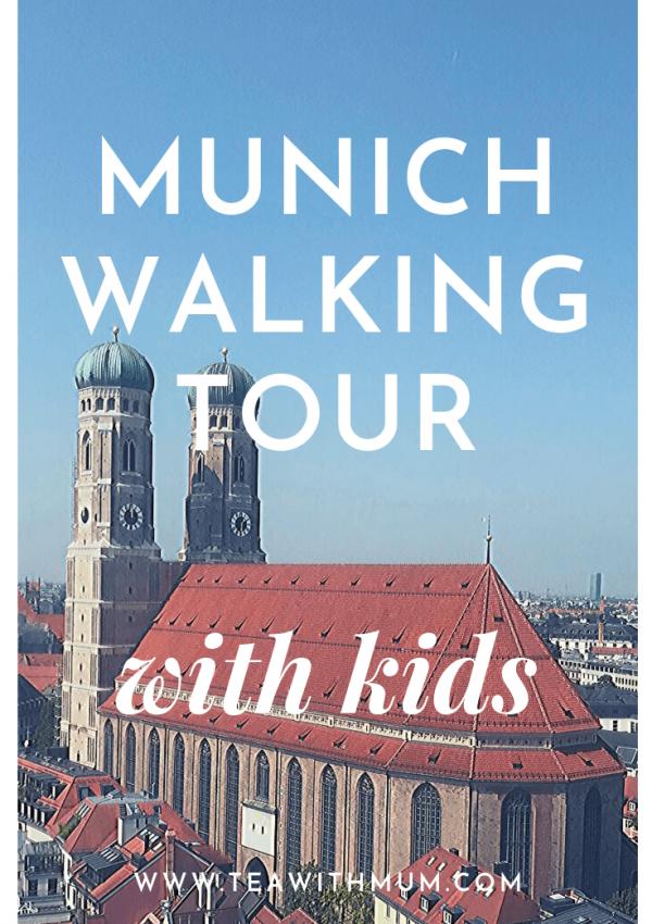 A walking tour of Munich with kids; see the kid-friendly Munich highlights; Frauenkirche