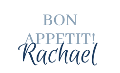Bon Appetit sign off