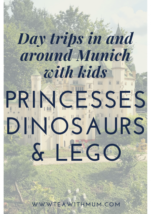 Princesses, dinosaurs and Lego: fun day trips in and around Munich with kids