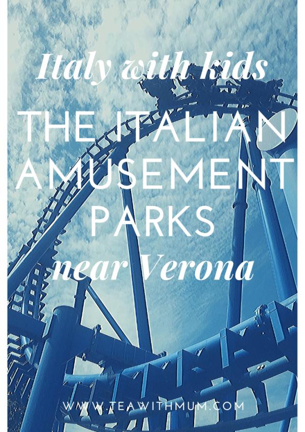 The Italian amusement parks near Verona: Italy with kids: Gardaland, Movieland, Aquapark and Parco Natura Viva: Our reviews and tips