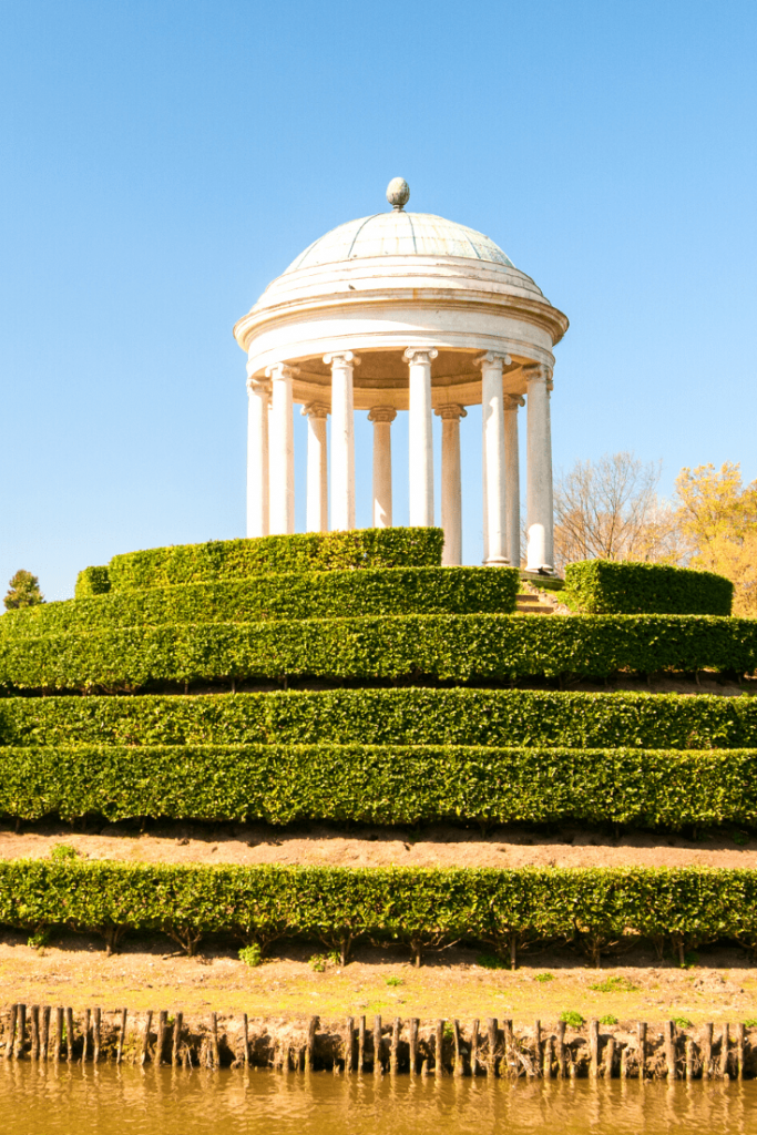 Parco Querini in Vicenza, a quiet gem of the small Italian towns of the North.