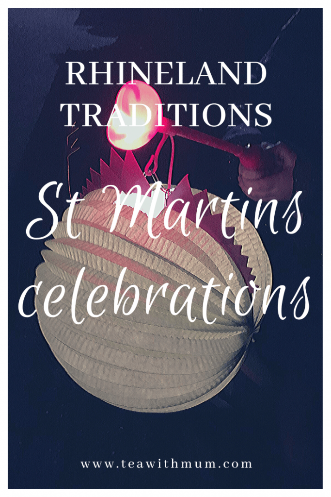 St Martin's celebrations; German Rhineland traditions; Procession with lanterns to celebrate St Martin's Day instead of Halloween; dinosaur paper lantern