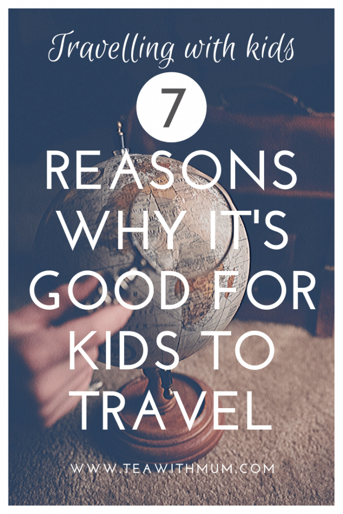 Travel is extremely beneficial for kids. Here are just 7 (of many) reasons from our own experience, why it's good for kids to travel. Photo:Clay Banks via unsplash