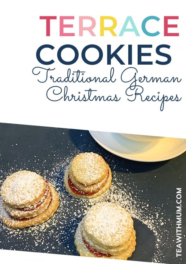 How to make Terraces: Another traditional German Christmas cookie