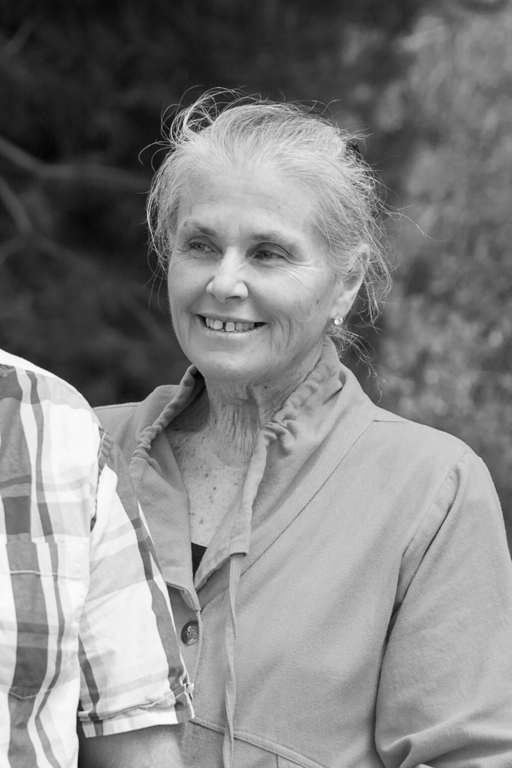 The decade that was: 2017 - My Mum, a few months before her death.