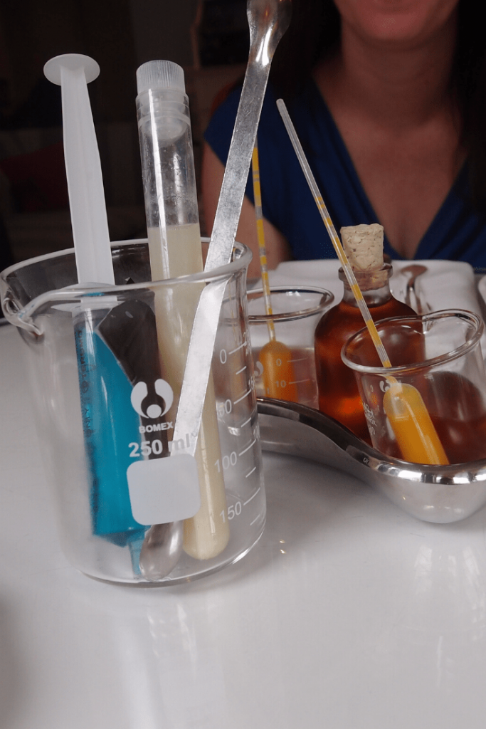 Create your own delicious chemical reactions: science afternoon tea at the Ampersand Hotel
