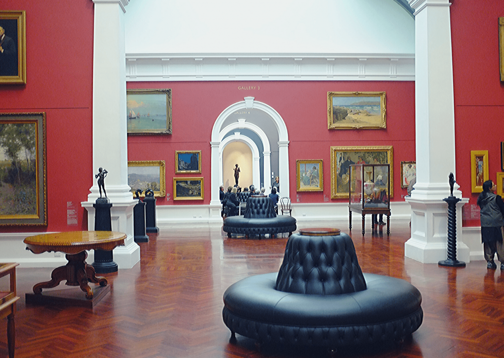 Art Gallery of South Australia. Image: Akshay Chauhan on unsplash
