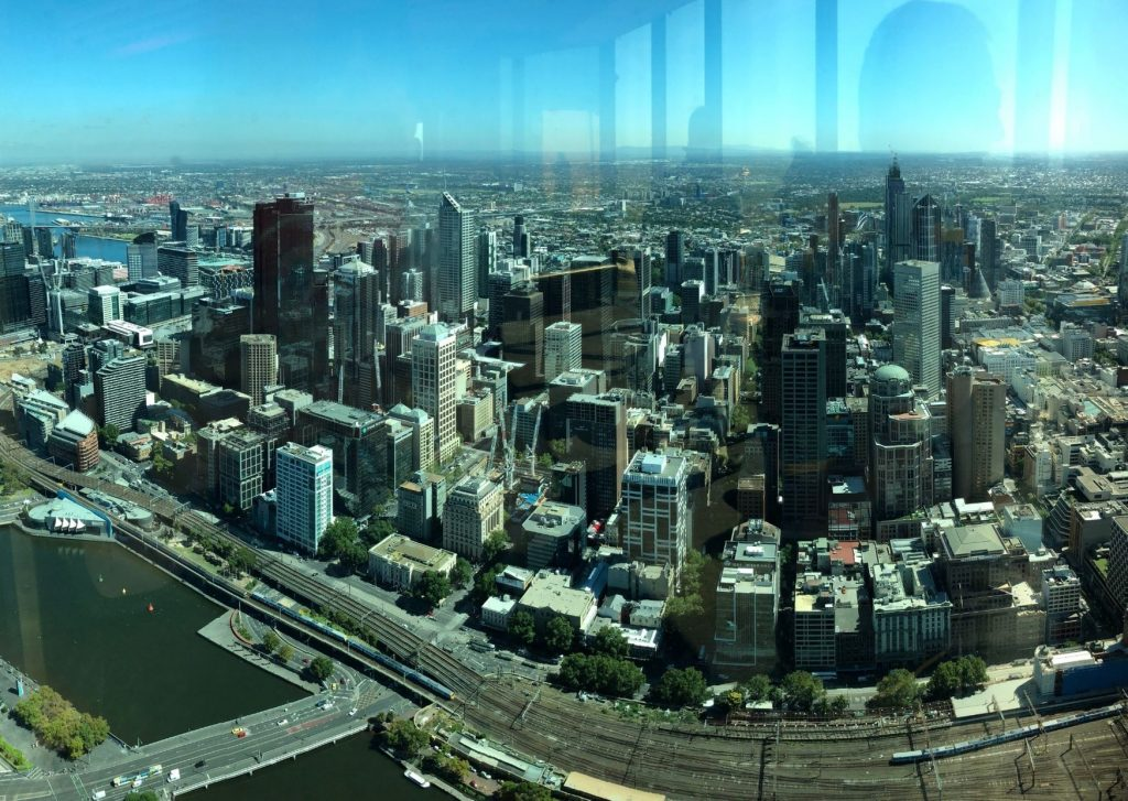 Number 7 of 13 fun things to do and see in Melbourne with kids: View the skyline - One of the best places to do this is Eureka Tower, which is also Melbourne's highest point. For the free alternative, try the Shrine of Remembrance. Make sure you have time to visit the Shrine too.