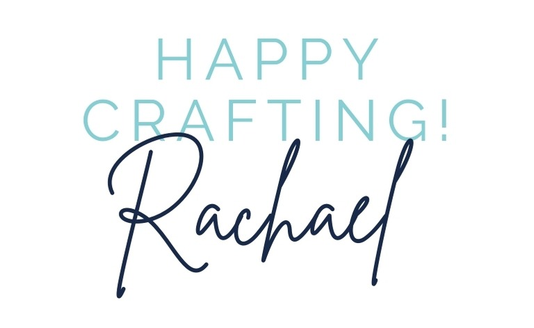 Happy Crafting sign-off