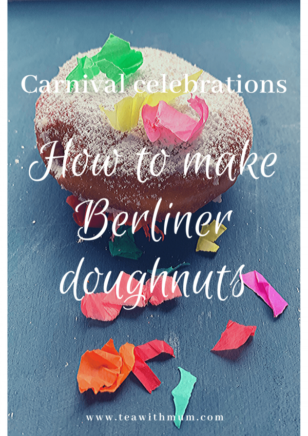 How to make delicious Berliner doughnuts