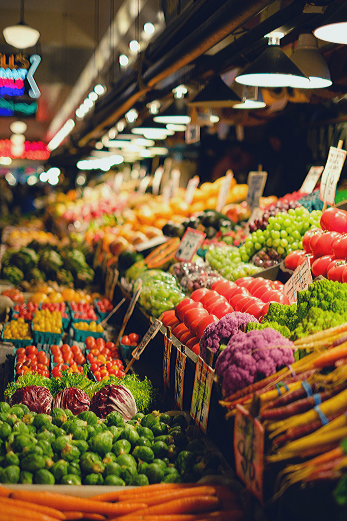 Adelaide with kids: visit the Adelaide Central Market (Tuesdays to Saturdays)