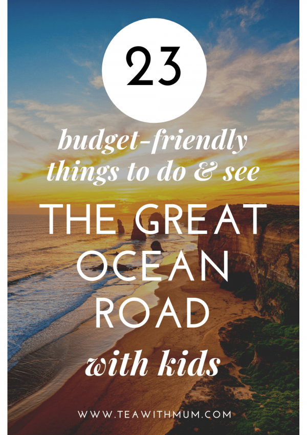 25 almost-free things to see and do on the Great Ocean Road with kids