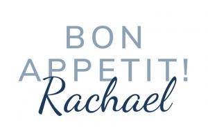 Sign-off Bon appetite