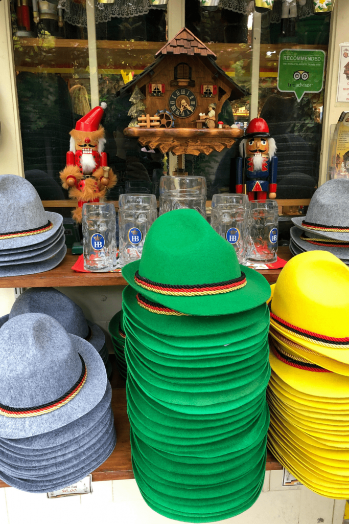 What to do in the Adelaide Hills: check out the German kitsch and the state's German heritage at Hahndorf