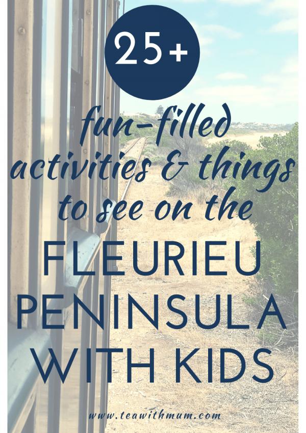 The Fleurieu Peninsula with kids: 25+ fun-filled activities