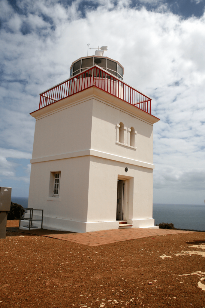 Cape Borda Lighthouse, Flinders Chase National Park, Kangaroo Island