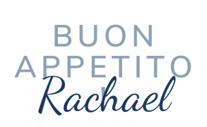 Buon Appetito sign-off