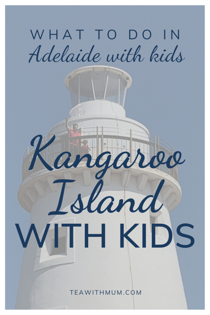 What to do in Adelaide with kids; Kangaroo Island with kids; Our ultimate itinerary for three days on Kangaroo Island; Cape Willoughby Lightstation