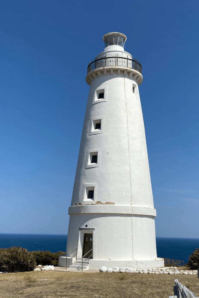 Cape Willoughby lighthouse, Kangaroo Island