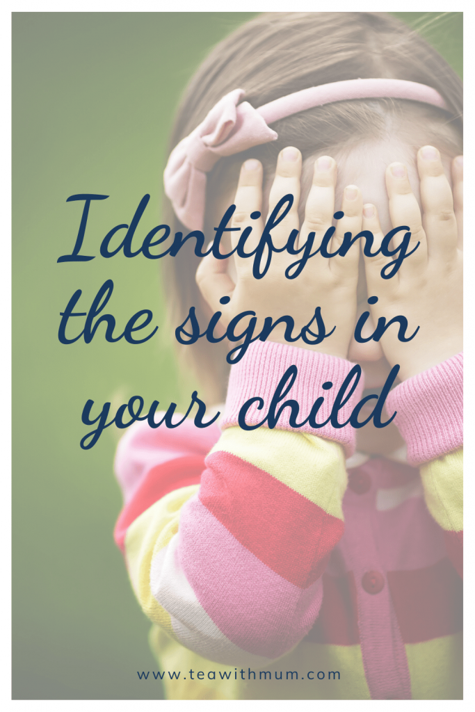 Identifying the signs in your child: 11 signs the coronavirus is stressing your child and what you can do about it