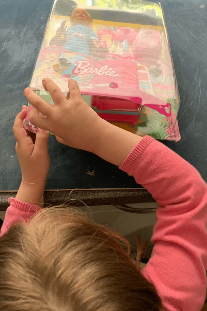Barbie: the unboxing