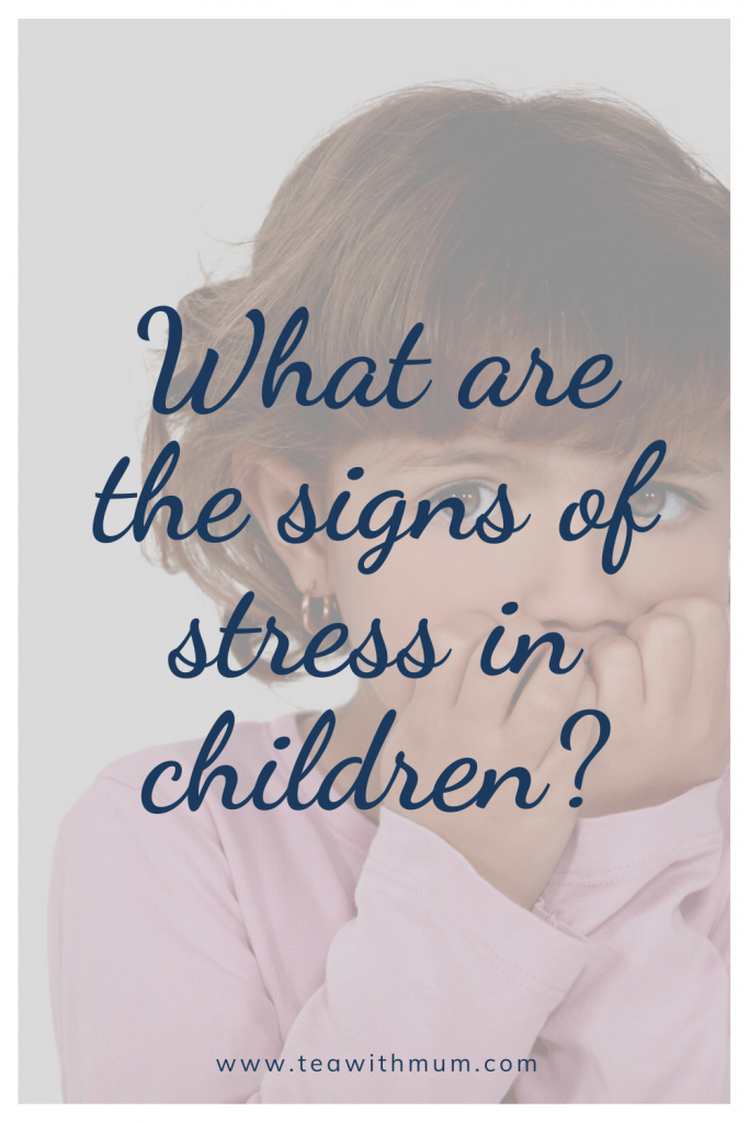 What are the signs of stress in children? 11 signs the coronavirus is stressing your child and what you can do about it