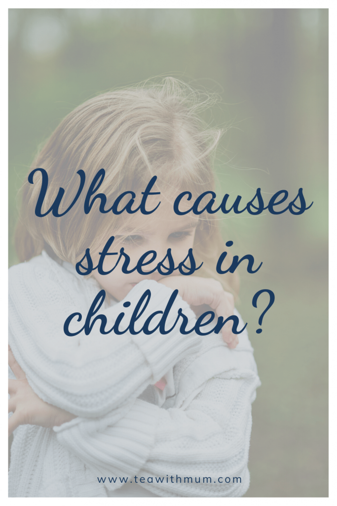 What causes stress in children: 11 signs the coronavirus is stressing your child and what you can do about it