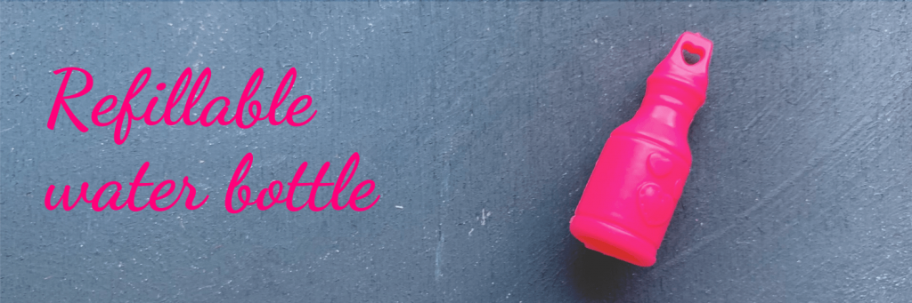 What can Barbie teach you about packing your carry-on: Pack a refillable water bottle
