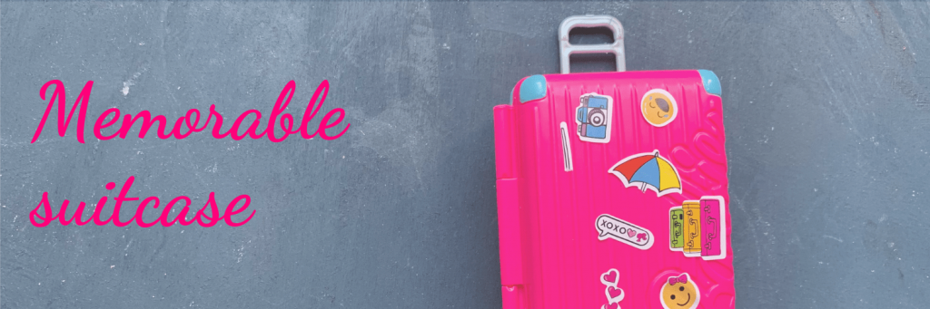 What can Barbie teach you about packing your carry-on: make your suitcase memorable