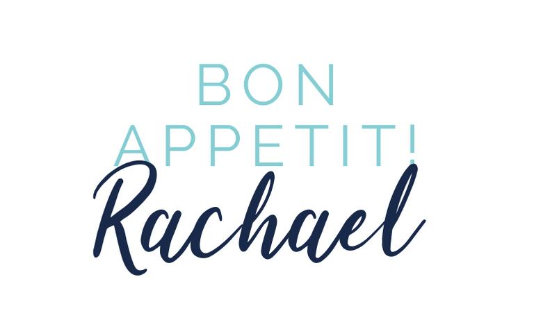 Bon appetite sign-off