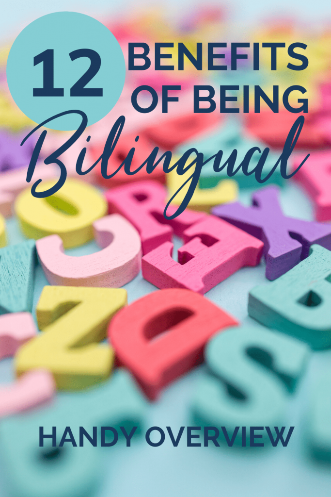 12 benefits of being bilingual: Our little helper