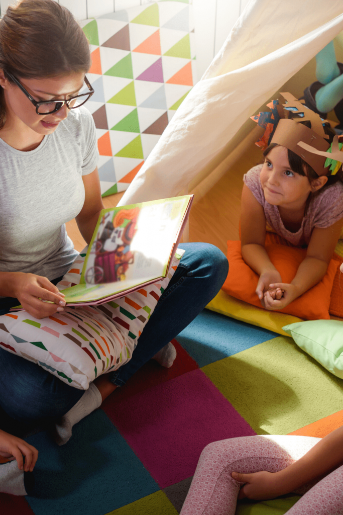 Read books to prepare your child for your next trip while on lockdown