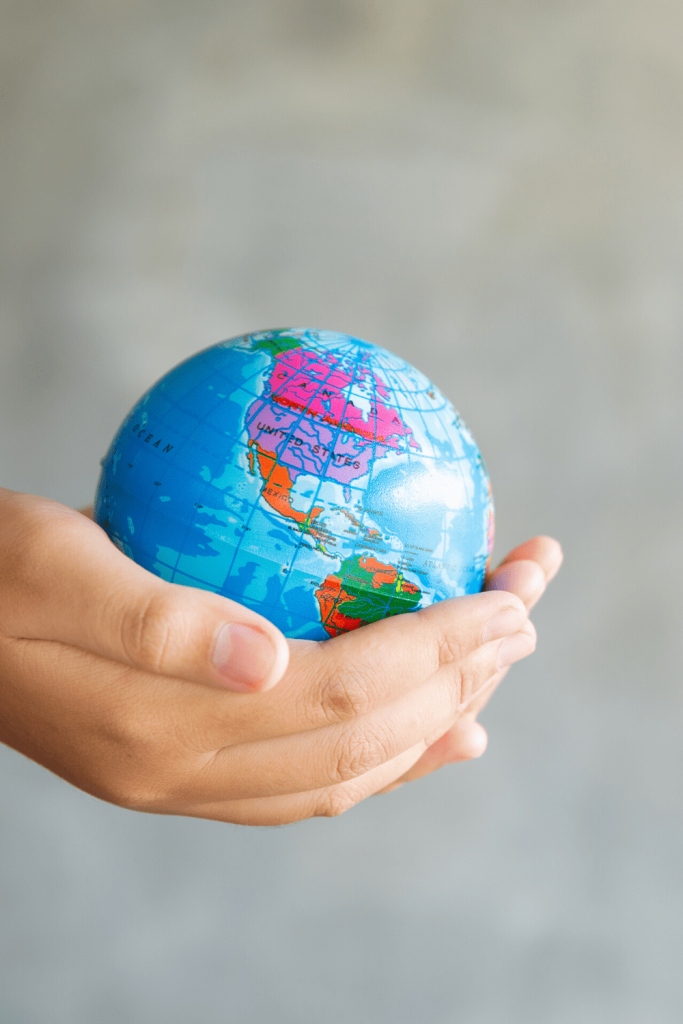 Why we're raising our child to be bilingual: to give her the world.