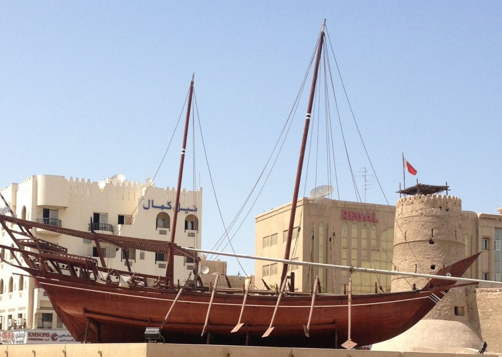 What to do in Dubai with kids: visit the Dubai Museum and fort