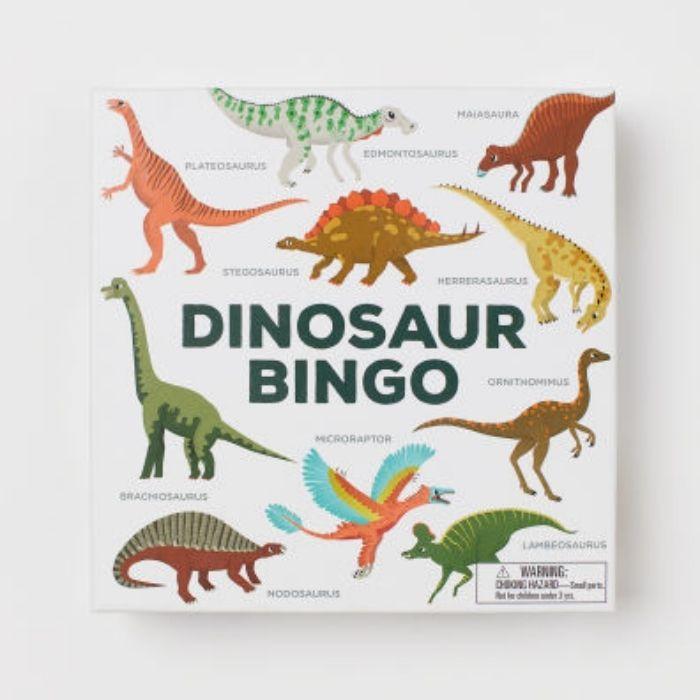 Dinosaur Bingo: A easy and fun game