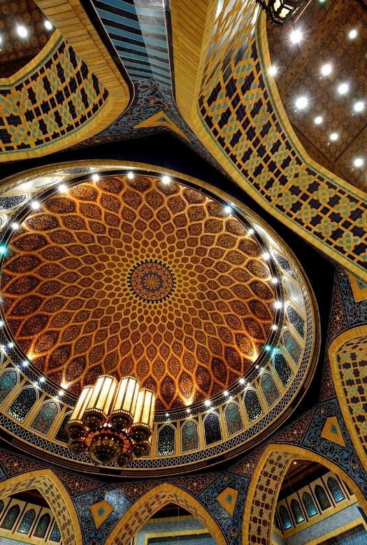 Free things to do in Dubai: Check out the themed areas at Ibn Battuta Mall